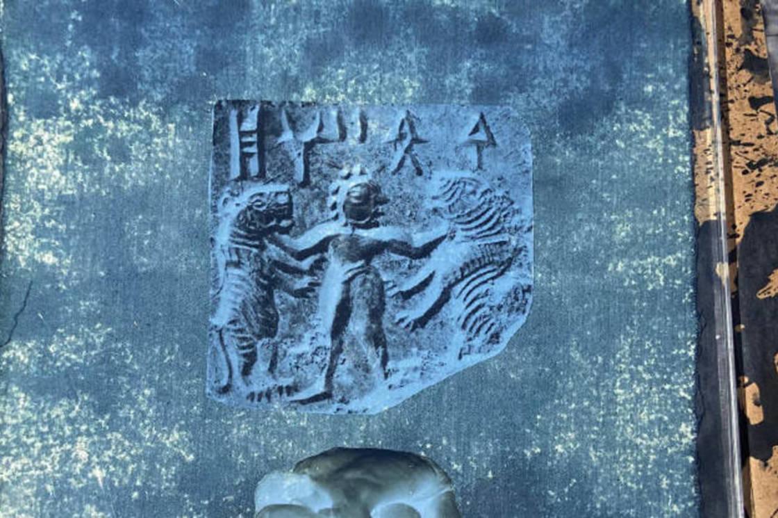 ZULFIKAR ON CYANOTYPES AS A PORTAL