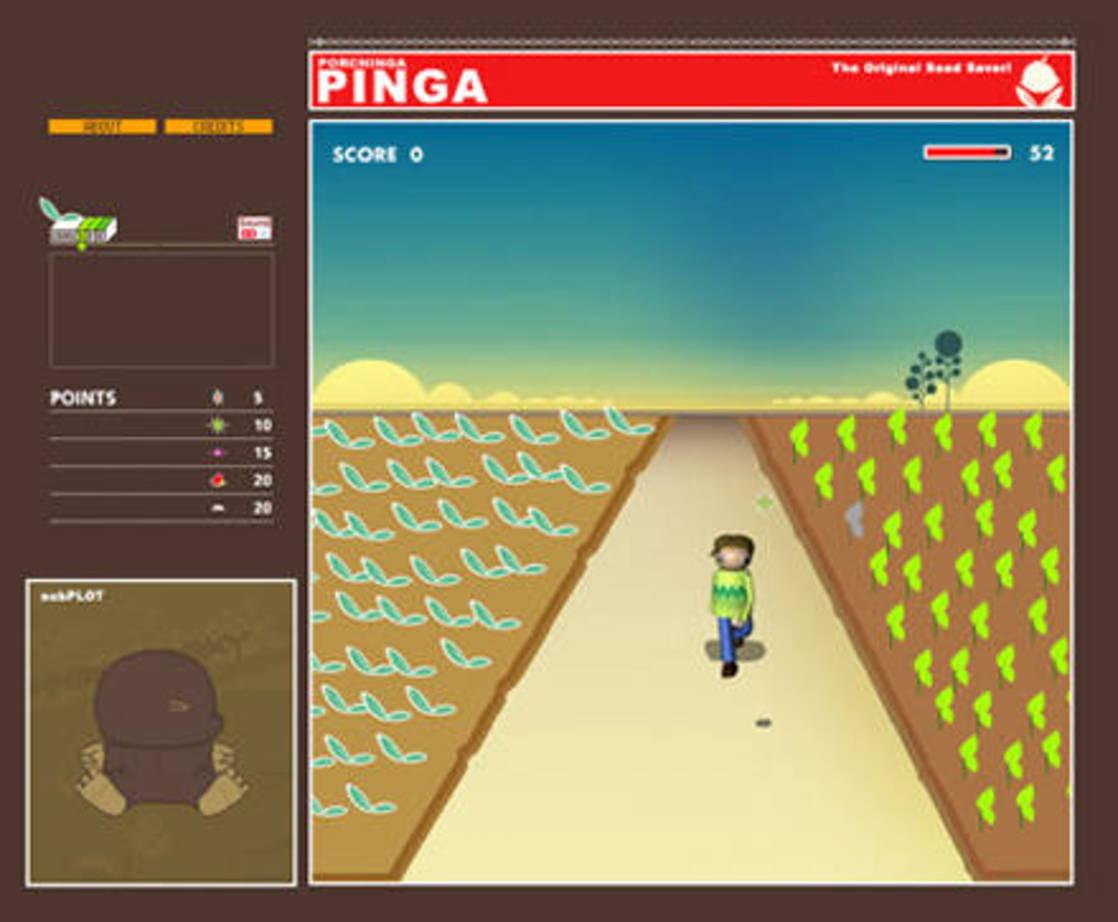 Pinga: An Anti-GMO Game